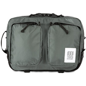Topo Designs Global Briefcase charcoal